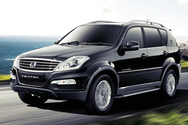 Mahindra launches Rexton at Rs 17.67 lakh