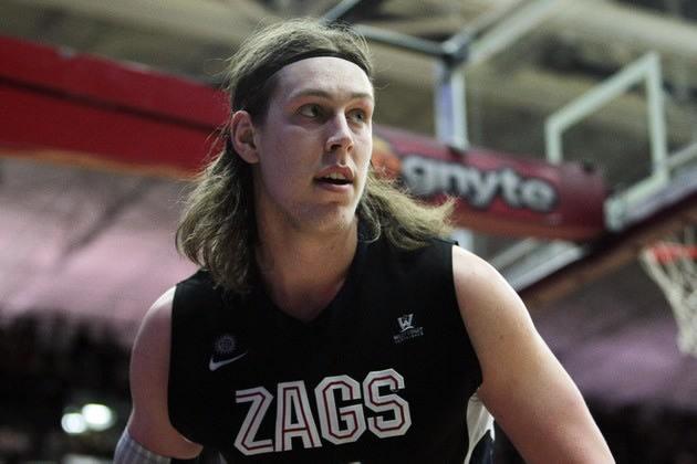 Gonzaga's Kelly Olynyk savors sudden rise after years of hard work ...