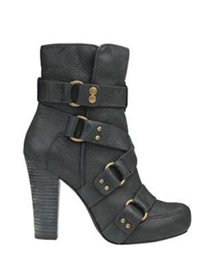 Heeled Booties - Strappy