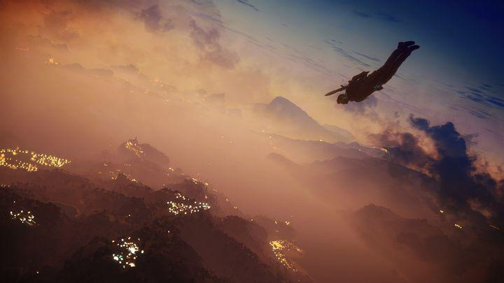Take a helicopter tour of Just Cause 3's 400-square mile map