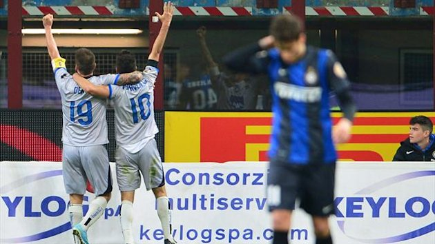 2013 atalanta inter german denis