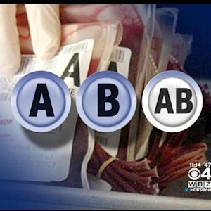 Blood Type Could Determine Risk Of Certain Health Problems
