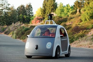 Google hunts for self-driving car partners