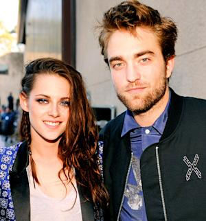 Robert Pattinson Reunites With Kristen Stewart in L.A. After Filming The Rover in Australia