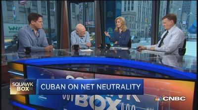 Mark Cuban: Net rules pander to millennial voters