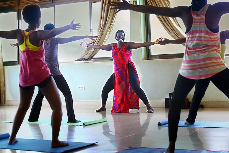 Sick of Harassment, One Woman Just Created Uganda's First Female-Only Gym