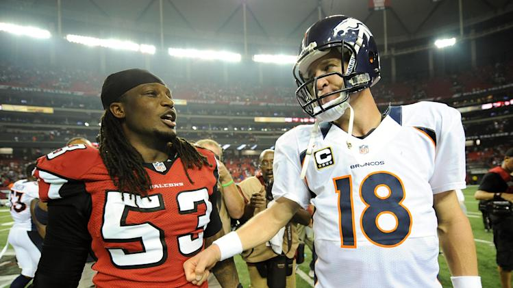 NFL: Denver Broncos at Atlanta Falcons