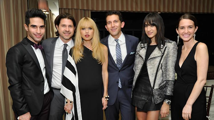 Rachel Zoe Celebrates the Relaunch Of The Zoe Report, Hosted By FIJI Water