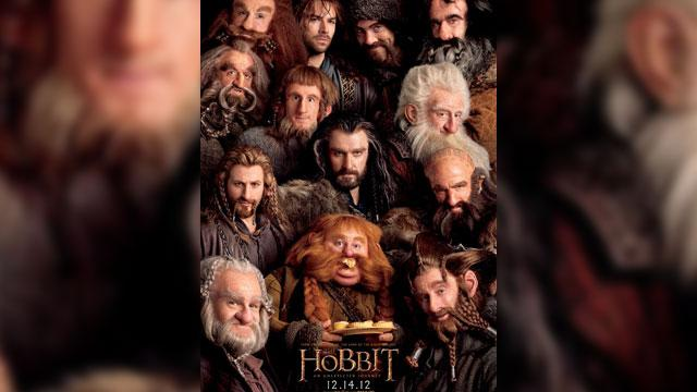 'The Hobbit' Breaks Box Office Records