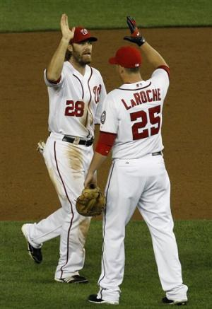 Nationals score 2 in the 8th, rally past Houston
