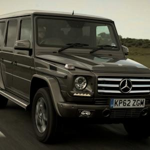 Mercedes-Benz G-Class: still going forty years on