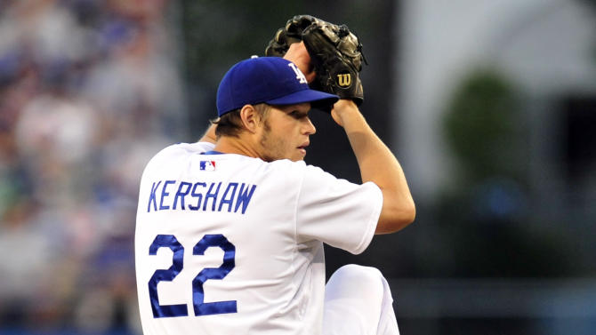 MLB: Washington Nationals at Los Angeles Dodgers