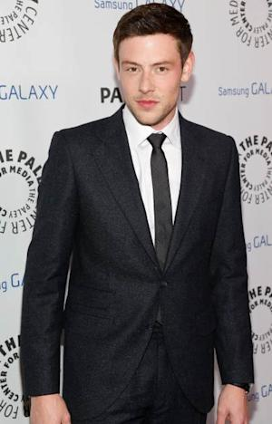 Cory Monteith attends the Inaugural PaleyFest Icon Award honoring Ryan Murphy at The Paley Center for Media on February 27, 2013 in Beverly Hills, Calif -- Getty Premium