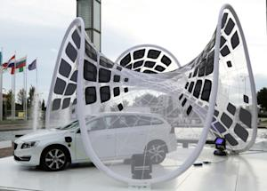 Ascent Solar's Flexible Photovoltaic Modules Selected for The Volvo Pure Tension Pavilion Project