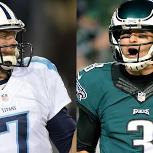 Titans at Eagles preview