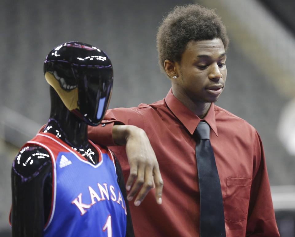 Smart, Cowboys want Wiggins, Jayhawks to prove it
