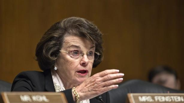 Feinstein Regrets Her Loose Lips After Suggesting White House Leaks