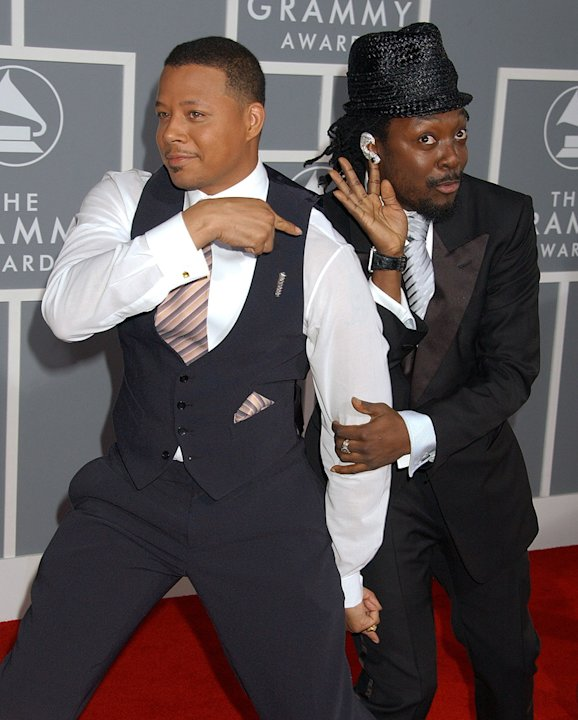 Terrence Howard Will.i.Am 2007