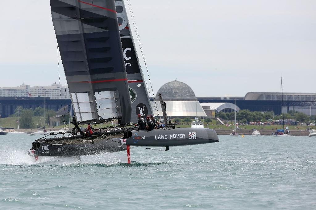 Challengers look for post-Rio boost in America's Cup