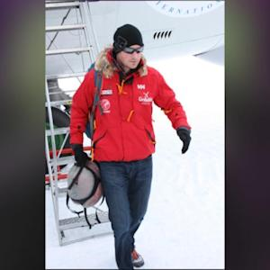 Prince Harry Arrives In Antarctica For His South Pole Trek After Delays