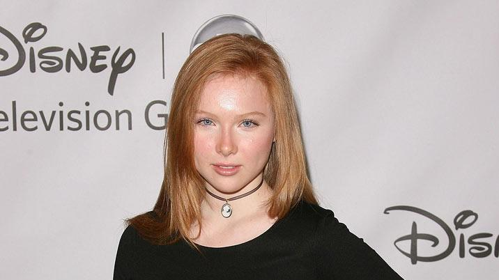 "Molly Quinn of ""Castle"" attends the Disney ABC Televison Group's 'TCA 2001 Summer Press Tour' at the Beverly Hilton Hotel on August 7, 2011 in Beverly Hills, California."