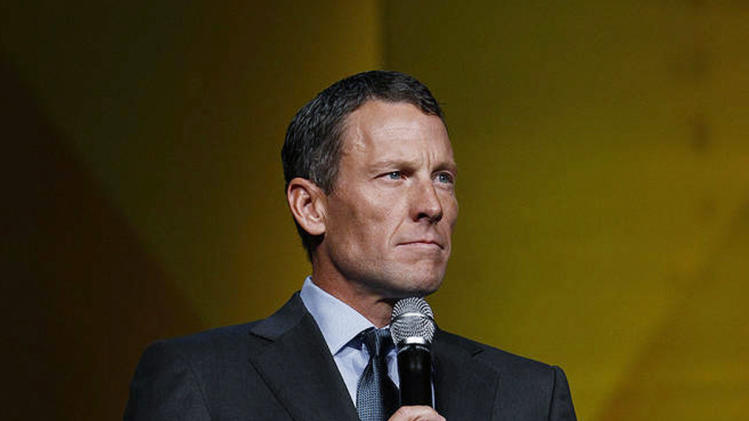 "FILE – In this Oct. 19, 2012, file photo provided by Livestrong, Lance Armstrong speaks in Austin, Texas, at the 15th anniversary celebration of Livestrong. ""The mission is bigger than me. It's bigger than any individual,"" Armstrong told the gathering at the cancer-fighting charity he founded. As a society how do we explain conflicted feelings about Armstrong?  Well after the famed cancer-beating cyclist admitted lying about doping, he remains a hero to many cancer survivors, a villain to many athletes, and a puzzle to many others. In such realms, our good-and-evil notions have blurred and become more subtle. But how can the nation bring that sensibility to politics, where the stakes arguably higher? (AP Photo/Livestrong, Elizabeth Kreutz, File)"
