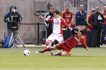 Real Salt Lake 3-2 Toronto FC: Reds tie MLS record for worst start to a season