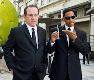 Men in Black 3 Steals No. 1 Box Office Spot from The Avengers