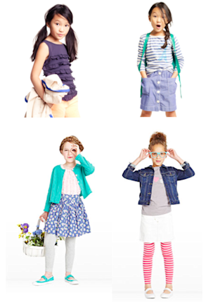 7 hairstyles for fashionable little girls