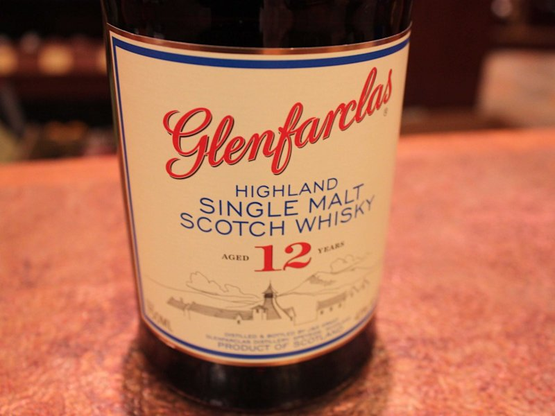 glenfarclas scotch