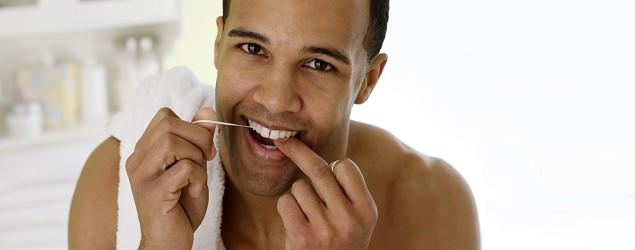 Why people are so reluctant to floss their teeth
