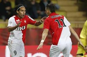Monaco 1-1 Evian: Falcao strike not enough to draw hosts level with PSG