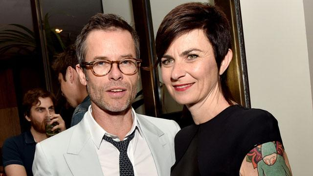 Guy Pearce Tweets Sweet Messages to Wife of 18 Years After Confirming Their Split