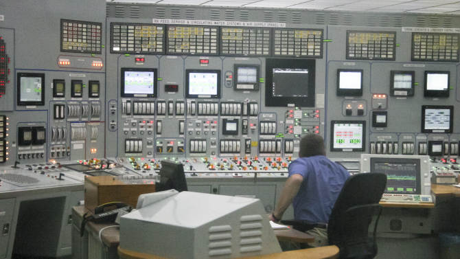 Uneven enforcement suspected at nuclear plants