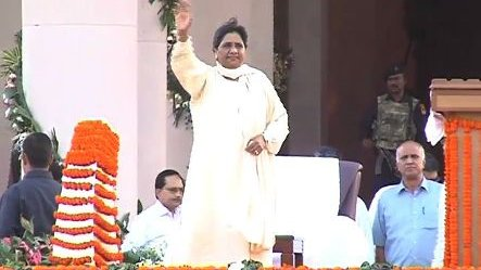 Mayawati's memorials to witness marriage venues