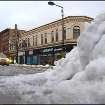 Duluth, Northland Hit Hard By Winter Storm