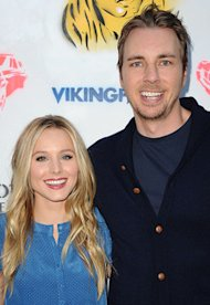 Kristen Bell and Dax Shepard | Photo Credits: Jason LaVeris/FilmMagic