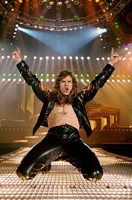 Mark Wahlberg as Chris Cole in Warner Brothers' Rock Star