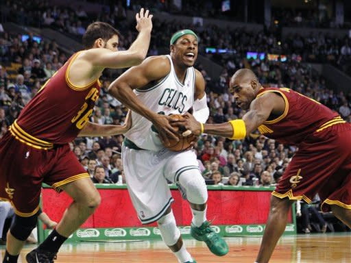 Cavs close with 12-0 run to beat Celtics 88-87