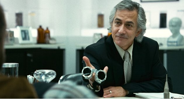 David Strathairn Cold Souls Production Stills Samuel Goldwyn 2009