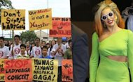 Lady Gaga Ditolak di Filipina