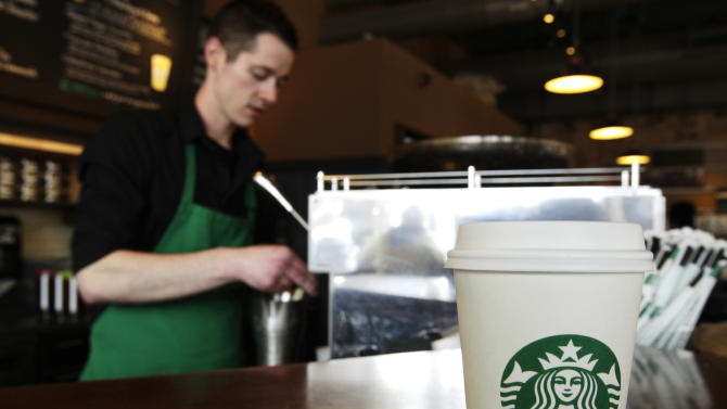 Starbucks cups to come with a political message