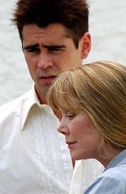 Colin Farrell and Sissy Spacek in Warner Independent Pictures' A Home at the End of the World