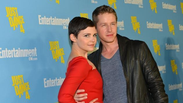 Ginnifer Goodwin and Josh Dallas attend Entertainment Weekly's 6th Annual Comic-Con Celebration in San Diego on July 14, 2012 -- Getty Images