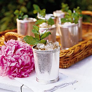 Your Derby party will not be complete without the iconic Classic Mint Julep.