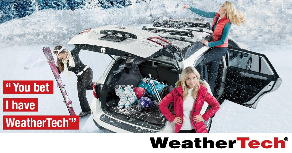 Prep For Snow With Ultimate Vehicle Protection