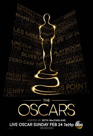 85th Academy Awards Oscars Logo