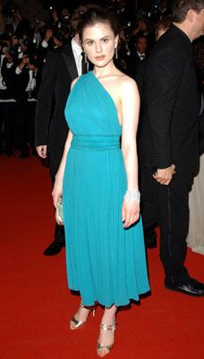 Anna Paquin at the 2006 Cannes Film Festival premiere of 20th Century Fox's X-Men: The Last Stand