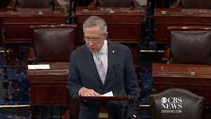 """Reid warns Syria, Russia against a chemical weapons """"ploy"""""""