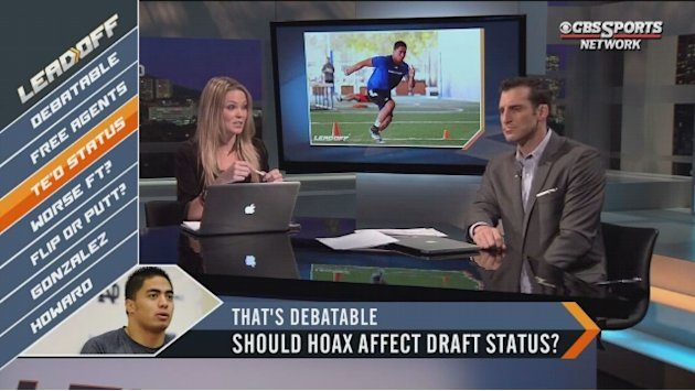 Should hoax affect Te'o's …